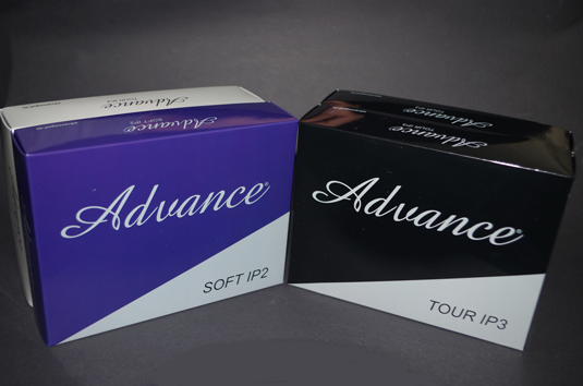 Advance Golfball Friends Package