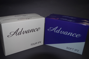 Advance Golfball Scramble Package