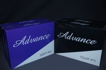 Advance Golfball Family Package